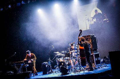 H ZETTRIO、全国ツアー初日に「ゲゲゲの鬼太郎」披露 新MV「どこか遠く」も公開に