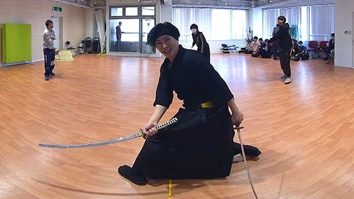 【稽古場VR】龍よ、 狼と踊れ ~草莽の死士~