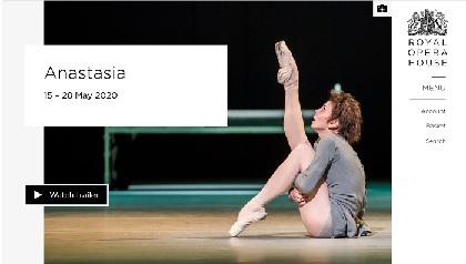 【見どころ解説】英国ロイヤル・バレエ団が『アナスタシア』を配信~マクミランの衝撃作をオシポワ主演で