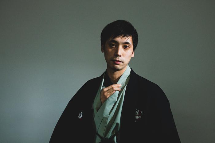 かませけんた  (撮影:塚田史香)