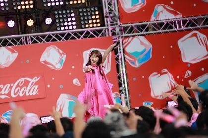 ももクロ佐々木彩夏が「君が好きだと叫びたい」 こぶしファクトリーらアイドルが真夏の六本木に集結した『愛踊祭2019×テレ朝夏祭り』