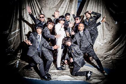 東京スカパラダイスオーケストラ、UNISON SQUARE GARDENの斎藤宏介(Vo.)をゲストに迎えたシングルを発売