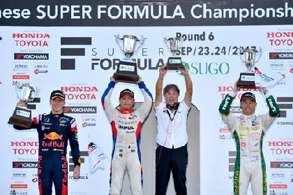 F1昇格のピエール・ガスリーが参戦決定 スーパーフォーミュラ最終戦はランキング大逆転もあり得る必見レースだ!
