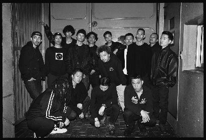 KANDYTOWN、東京・大阪でのZEPP TOURが決定 先行予約抽選特典CDにはAL未収録の新曲と初CD化音源の3曲が収録