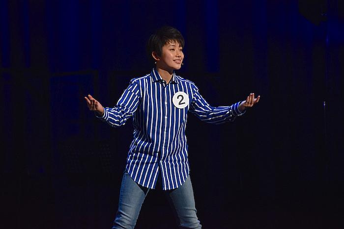 増田ふくさん  (撮影:五月女菜穂)