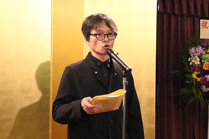 矢野優「新潮」編集長
