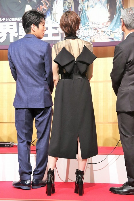 【おまけ1】高岡さんのドレスがカワイイと評判でした!