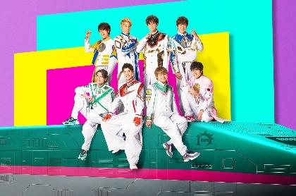 BOYS AND MEN、新シングル「ニューチャレンジャー」を今夏リリース決定 新ビジュアルも公開に