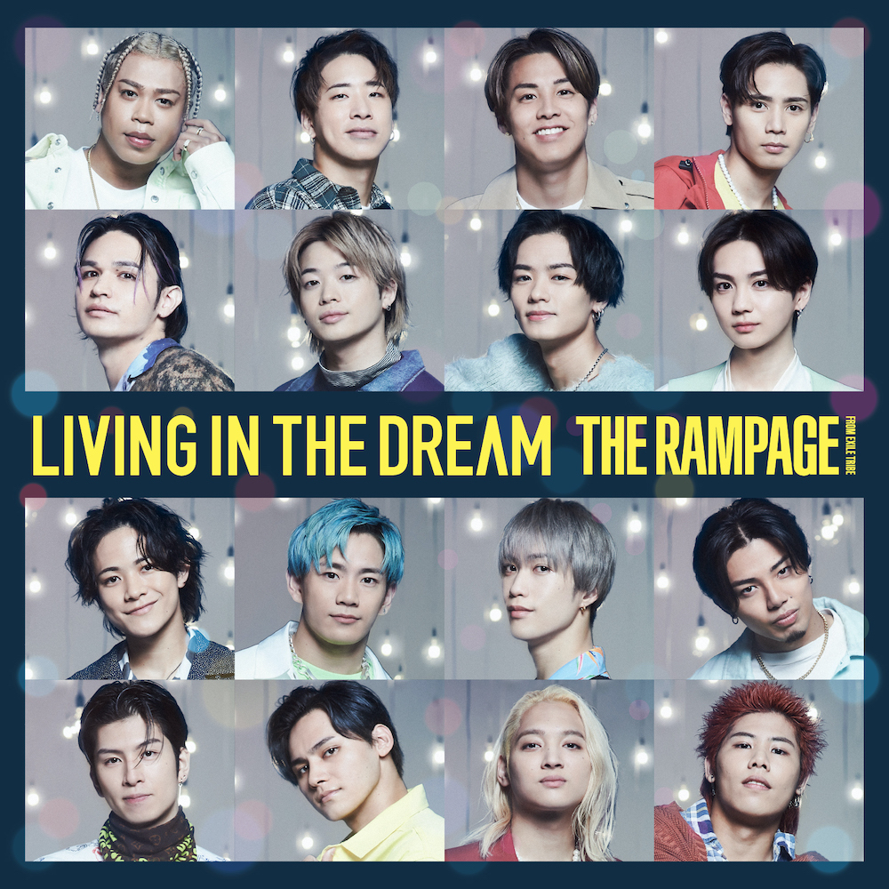 「LIVING IN THE DREAM」CD ONLY
