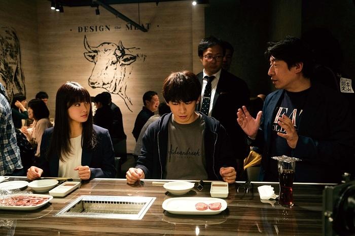 映画『フード・ラック!食運』より (C)2020松竹