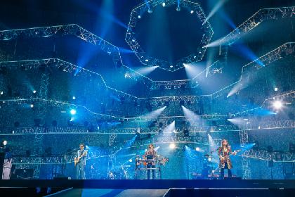 THE ALFEE、コンサート総本数2,779本でグループ最多公演記録を更新 無観客の夏ライブ『Baby,Come Back!』配信