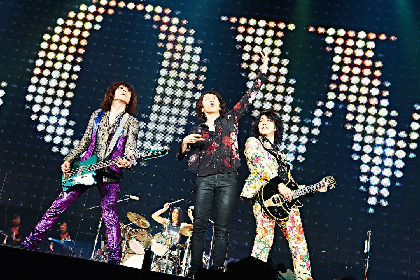 復活の序章から新章へ 無二のロックバンド・THE YELLOW MONKEY、17年ぶりの東京ドームに立つ