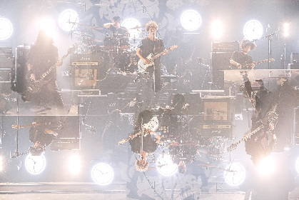 9mm Parabellum Bullet、新曲が新日本プロレス「レックPresents G1 CLIMAX 30」大会テーマソングに決定