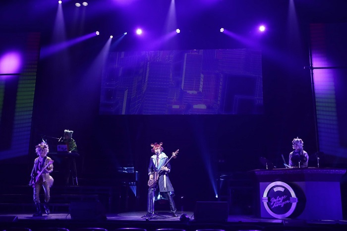 (C)2021 SANRIO CO.,LTD. SHOWBYROCK!!製作委員会 M