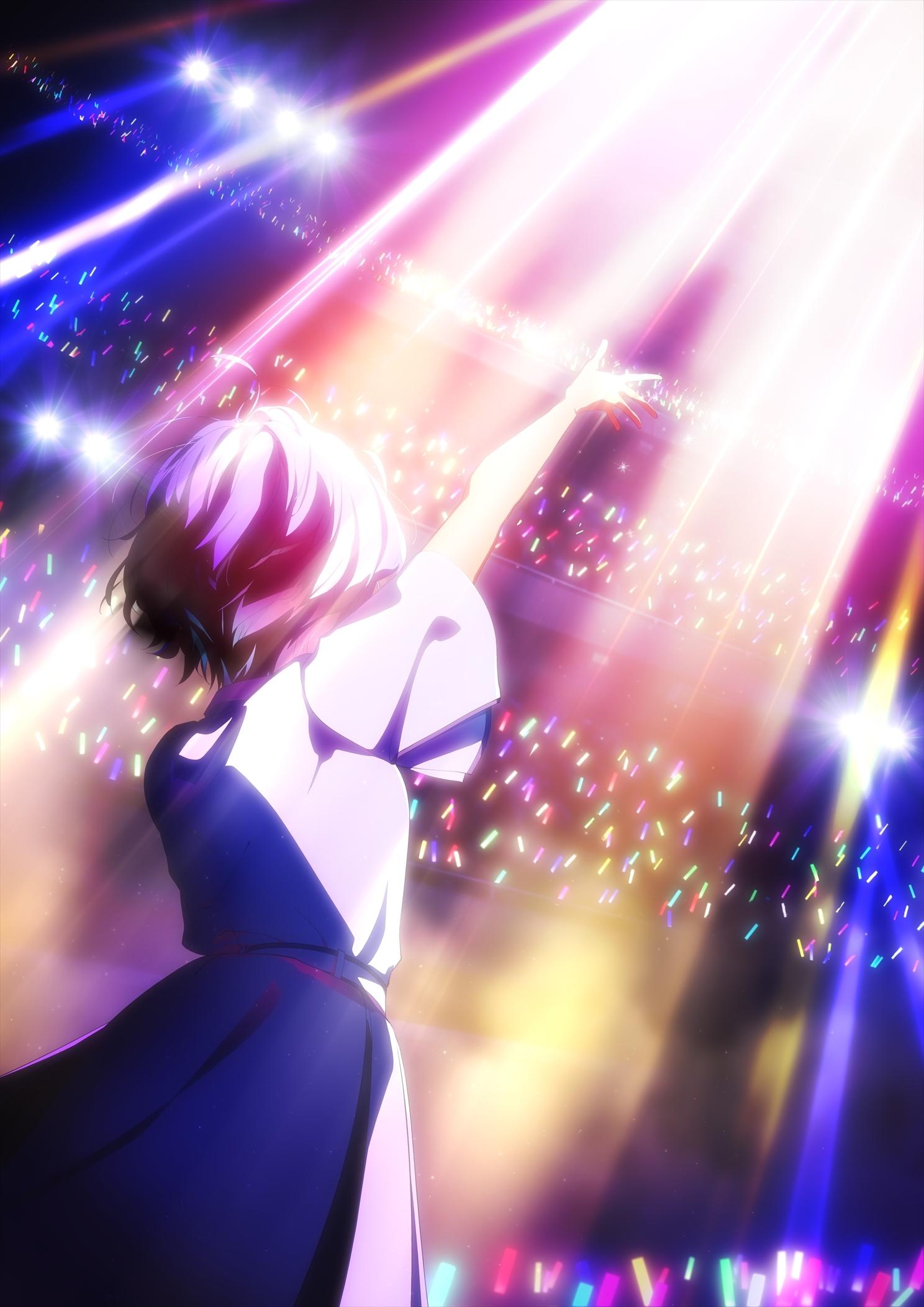 TVアニメ『22/7』ティザービジュアル (C)ANIME 22/7