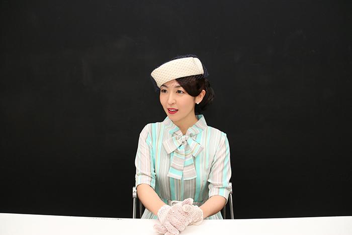 『歌姫』酒井美紀 (撮影=こむらさき)