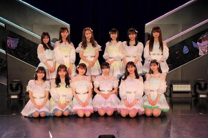 HKT48_つばめ選抜 (C)Mercury