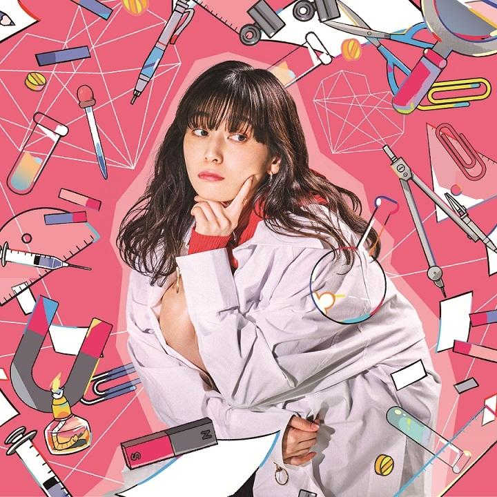 ナナヲアカリ 2nd Single 「チューリングラブ feat.Sou / ピヨ」【通常盤 しんぷる盤】ジャケット