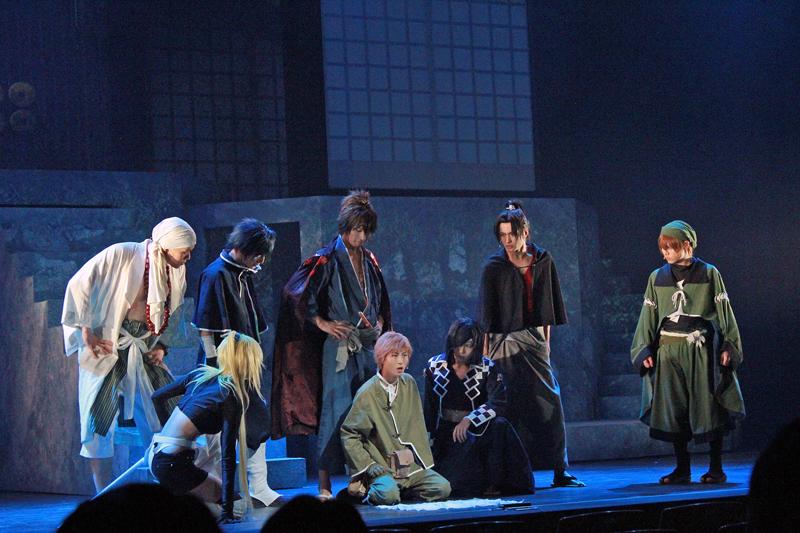 舞台『BRAVE10~燭~』