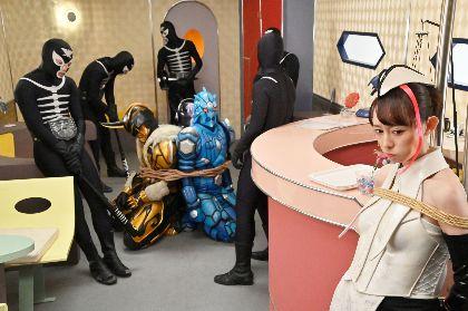 秋山莉奈が演じるナオミやイカデビルの姿も 映画『仮面ライダー電王 プリティ電王とうじょう!』場面写真&あらすじを解禁