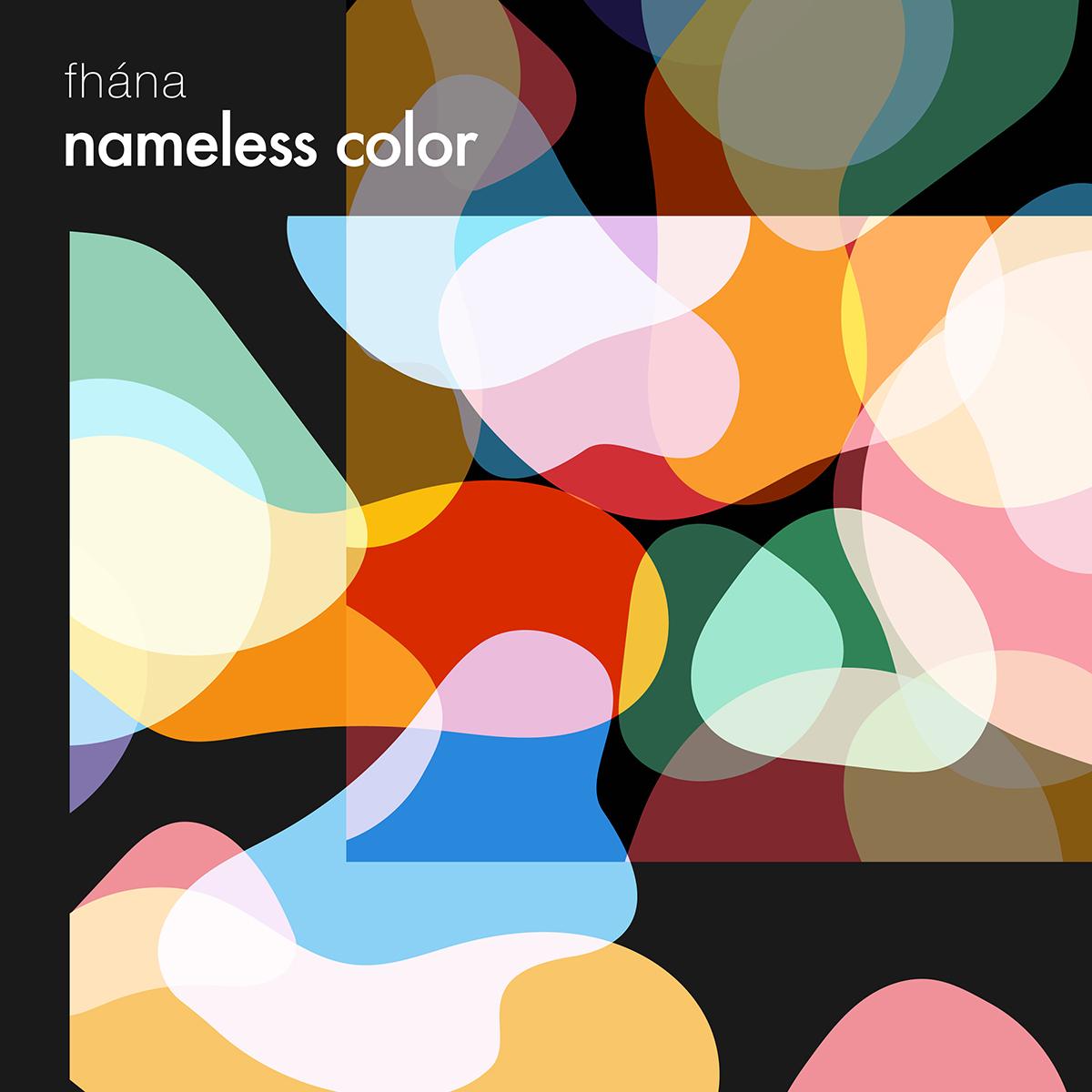 「nameless color」配信ジャケット