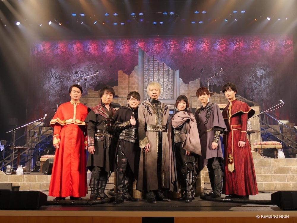 第1回公演 『Homunculus 〜ホムンクルス〜』より ©︎ READING HIGH