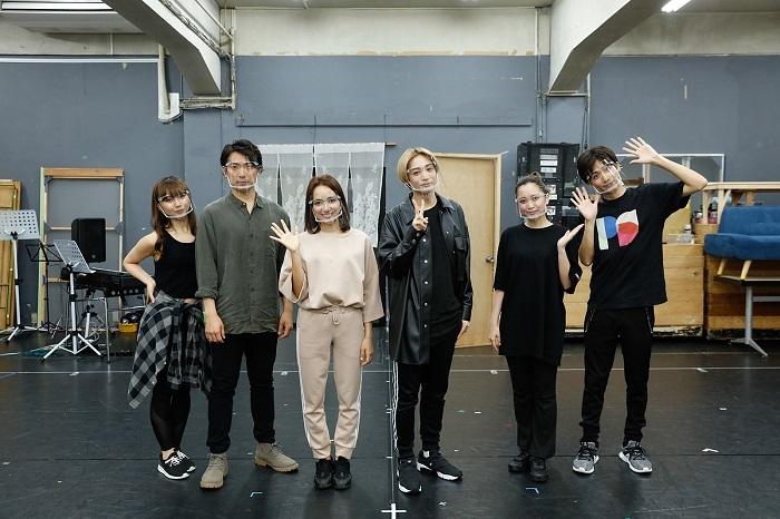 A New Musical 『ゆびさきと恋々』出演者