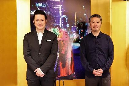 中村獅童「歌舞伎のダークでアングラな部分を全面に出したい」オフシアター歌舞伎『女殺油地獄』取材会