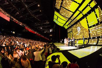 LDH JAPAN、世界最大規模の広告祭「カンヌライオンズ」メインステージに登壇