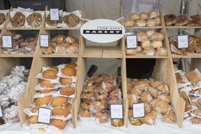 THE CITY BAKERY New York (C)パンのフェス