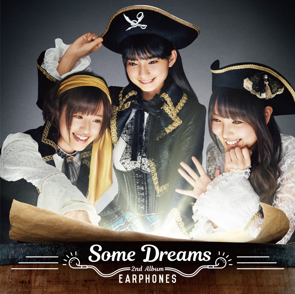 イヤホンズ『Some Dreams』月世界旅行楽団通常盤