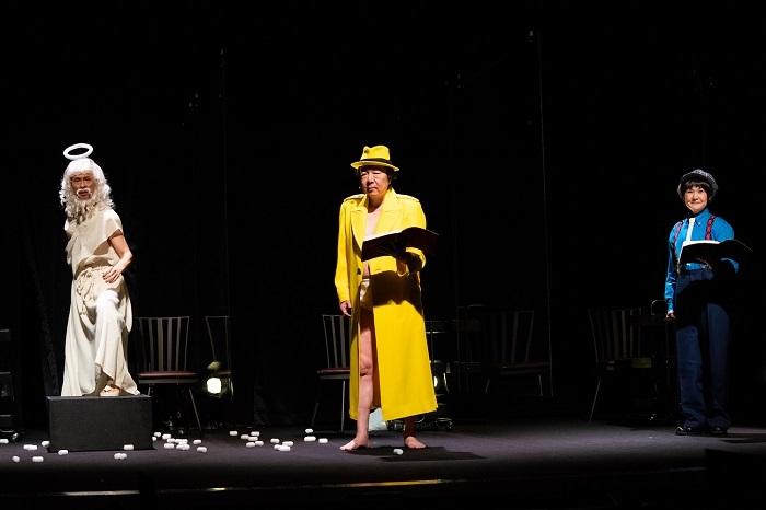 『プラン変更 〜名探偵アラータ探偵、最後から7、8番目の冒険〜』より 撮影:引地信彦