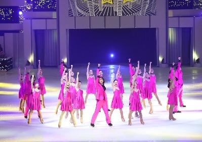 参加型のチーム対抗リレーも!? 『プリンスアイスワールド』が氷上運動会を開催