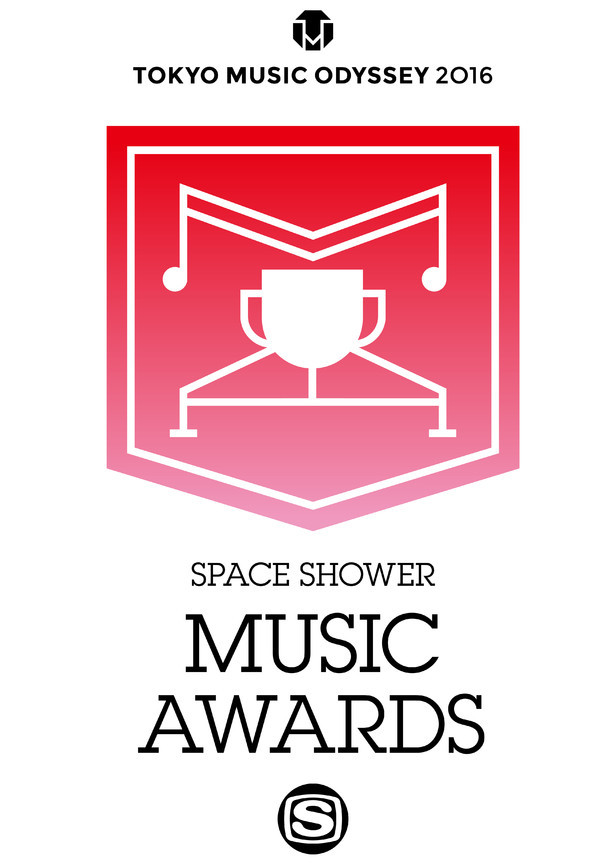 「SPACE SHOWER MUSIC AWARDS」ロゴ