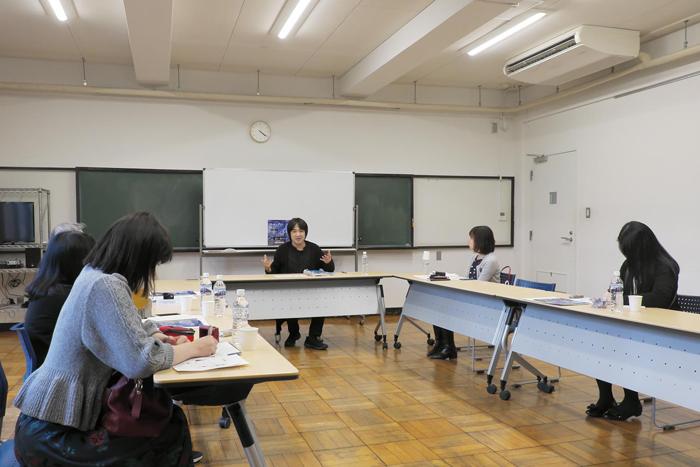 演出コンセプトの説明会 (C) Naoko Nagasawa