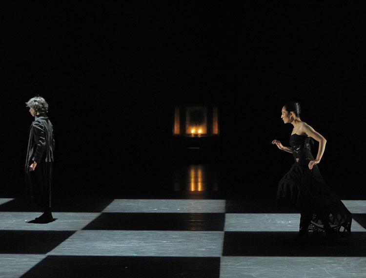 ダンス『Shakespeare THE SONNETS』