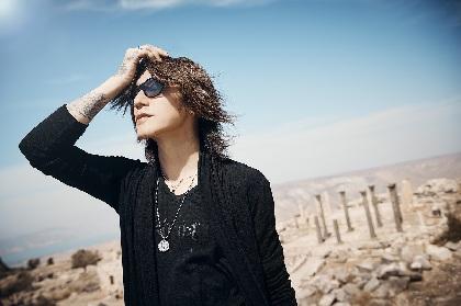 SUGIZO ソロ初のライブアルバム発売決定、京、TERU&TAKURO、清春とのセッションを先行配信