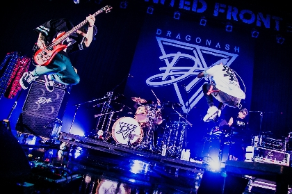 Dragon Ash、ROTTENGRAFFTYを迎えた『UNITED FRONT 2021』ツアーファイナル公演でストレートに告げられた互いの友情