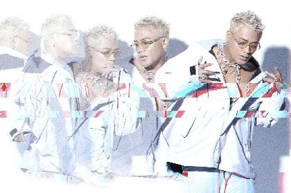 "CRAZYBOY(三代目JSB・ELLY)、""NEOTOKYO""がテーマの新ミニアルバムと初の単独ツアーを発表"
