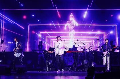 宇宙人(Cosmos People) シークレットゲスト・阿信(Mayday)も登場、初の台北アリーナ単独公演をレポート