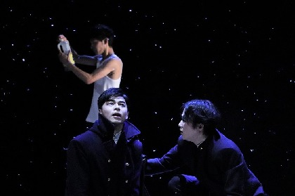 舞台『豊饒の海』本公演スタート!「もし三島由紀夫が生きていたら……」の質問に東出昌大、宮沢氷魚らが動揺