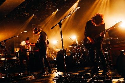 androp、新アルバム『daily』引っ提げ東京・LIQUIDROOMより全国ツアー開幕