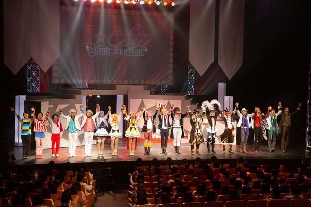 「アイ★チュウ ザ・ステージ~Rose Ecarlate~」より。(Photo:mariafujio)