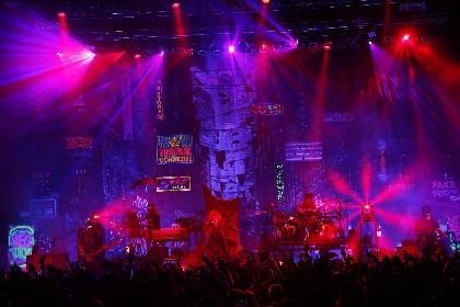 HYDE、Zepp Tokyo 20年の歴史において最多公演数となる100回目の記念公演を開催