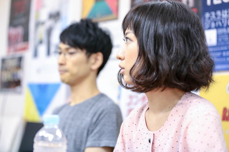 東京カランコロン・せんせい 撮影=風間大洋
