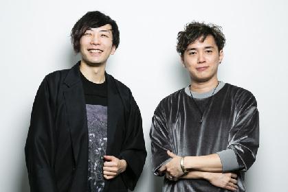 長谷川達也(DAZZLE)&林ゆうき対談 新作公演『NORA』への意気込みや曲作りの裏側を語る