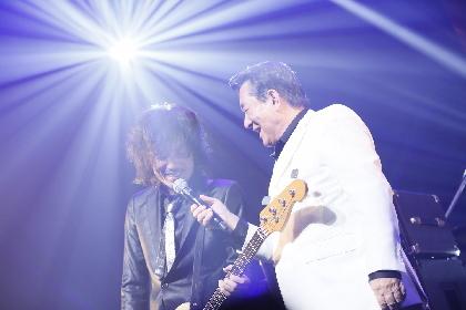 """無二のロックベーシストが""""旅の途中""""で迎えた至上の日 ウエノコウジ 50生誕祭をレポート"""