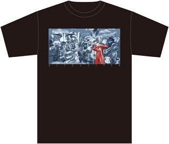 ウルトラセブン エメリウムTシャツ
