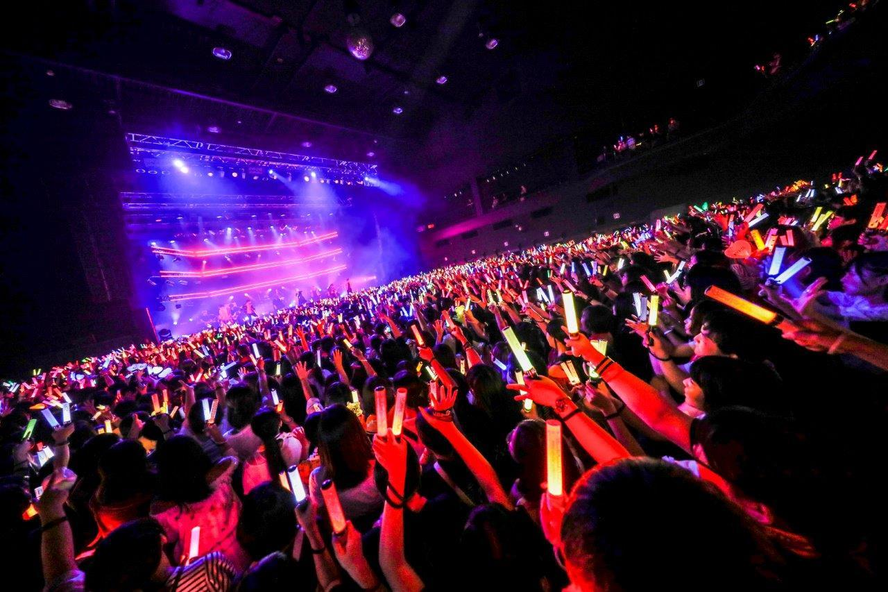 XYZ TOUR 2018 -SUMMER-