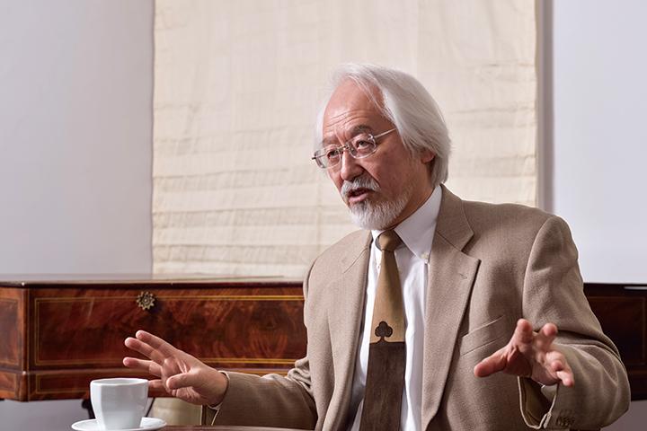 鈴木雅明 (写真:青柳 聡)